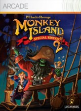 Monkey Island 2: LeChucks Revenge - SpecialEdition Pack Shot