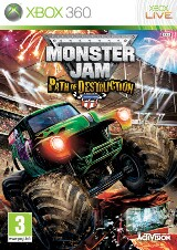 Monster Jam: Path of Destruction Pack Shot