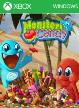 Monsters Love Candy Pack Shot