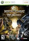Mortal Kombat vs DC Universe Pack Shot