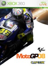 MotoGP 08 Pack Shot