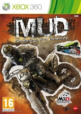 MUD - FIM Motocross World Championship Pack Shot
