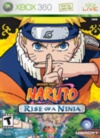 Naruto: Rise of a Ninja Pack Shot