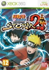 Naruto Shippuden: Ultimate Ninja Storm 2 Pack Shot
