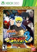 Naruto Shippuden: Ultimate Ninja Storm 3 Full Burst Pack Shot