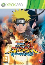 Naruto Shippuden: Ultimate Ninja Storm Generations Pack Shot