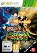 NARUTO Shippuden: Ultimate Ninja Storm Revolution Pack Shot