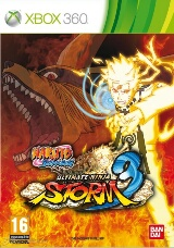 Naruto Shippuden: Ultimate Ninja Storm Pack Shot