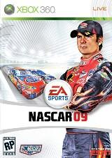 NASCAR 09 Pack Shot