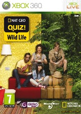 NatGeo Quiz! Wild Life Pack Shot