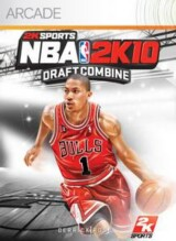 NBA 2K10: Draft Combine Pack Shot