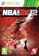NBA 2K12 Pack Shot