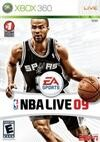 NBA Live 09 Pack Shot