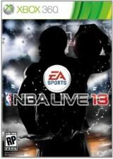 NBA LIVE 13 Pack Shot