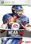 NCAA Football 08 Pack Shot