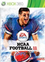NCAA Football 11 Pack Shot
