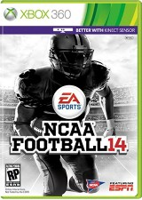 NCAA Football 14 Pack Shot