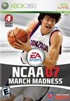 NCAA March Madness 07 Pack Shot