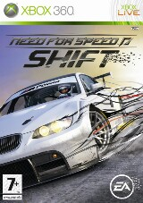 Need for Speed: Shift Pack Shot