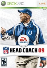 NFL Head Coach 09 Pack Shot