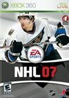 NHL 07 Pack Shot