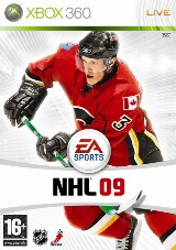 NHL 09 Pack Shot
