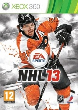 NHL 13 Pack Shot