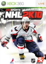 NHL 2K10 Pack Shot