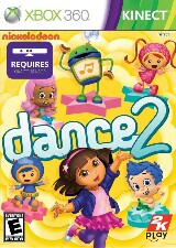 Nickelodeon Dance 2 Pack Shot