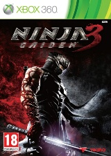 Ninja Gaiden 3 Pack Shot