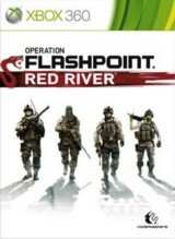 Operation Flashpoint: Red River Pack Shot