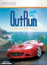 OutRun Online Arcade Pack Shot