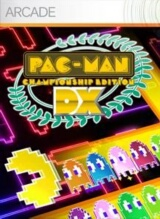 Pac-Man Champion's Edition DX Pack Shot