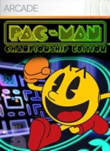 Pac-Man Championship Edition Pack Shot