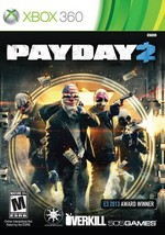PayDay 2 Pack Shot