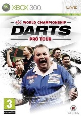 PDC World Championship Darts: Pro Tour Pack Shot