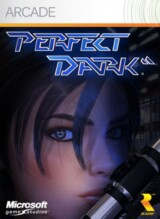 Perfect Dark Pack Shot
