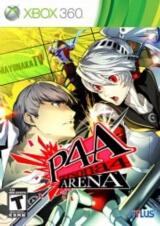 Persona 4 Arena Pack Shot