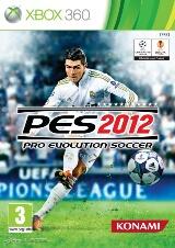 PES 2012 Pack Shot