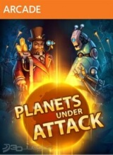 Planets Under Attack Pack Shot