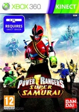 Power Rangers: Super Samurai Pack Shot