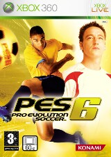 Pro Evolution Soccer 6 Pack Shot