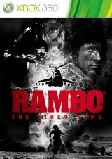 Rambo: The Video Game Pack Shot