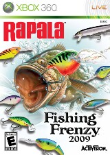 Rapala Fishing Frenzy Pack Shot