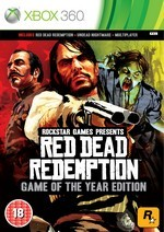 Red Dead Redemption: Game of the Year Edition Pack Shot