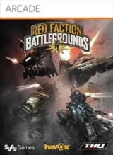 Red Faction: Battlegrounds Pack Shot