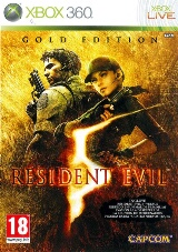 Resident Evil 5 - Gold Edition Pack Shot