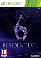 Resident Evil 6 Pack Shot