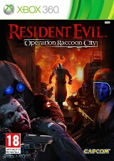 Resident Evil: Operation Raccoon City Pack Shot