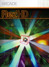 Rez HD Pack Shot
